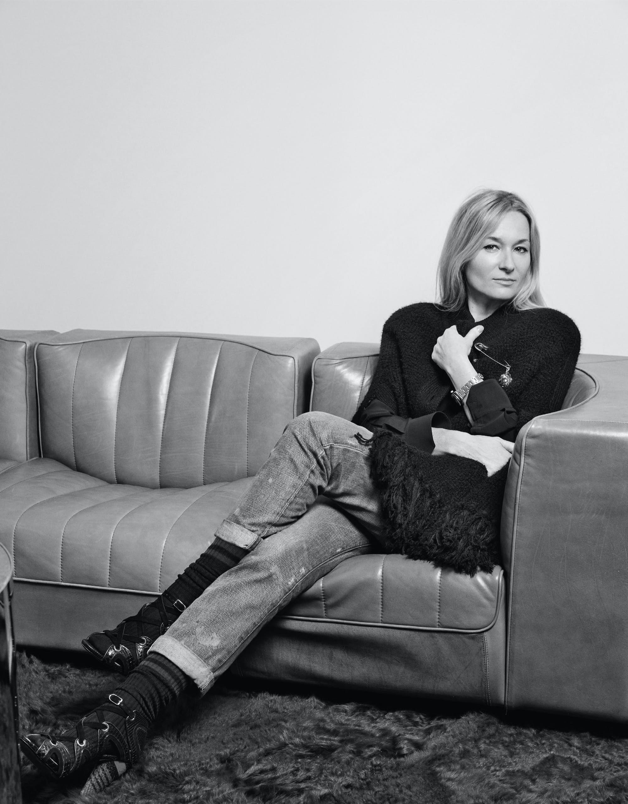 Interview Julie De Libran La Styliste Qui A Redynamise La Maison Rykiel